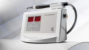 DIAGNOdent Gilbert dental laser