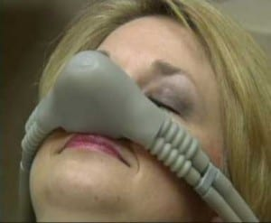 nitrous oxide is recommended for dental anxiety
