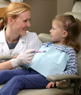 Gilbert pediatric dentist